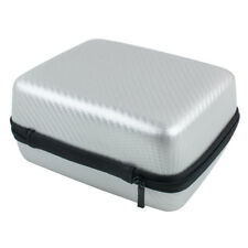 silver Carrying Bag Box Carry Case  for Dental loupes &  LED Head Light