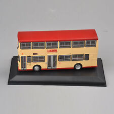 1/76 Scale Double - decked Bus Model Hong Kong KMB 113 Road Car F Collection