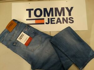 Tommy Jeans - Austin - Slim Tapered Fit - Corry Mid Blue Stretch - BNWT