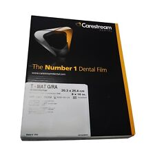 "Carestream Dental Film T-MAT G/RA 8 x 10"" (20.3 x 25.4 cm) 8453938"