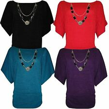 Polyester Boat Neck Tunic, Kaftan Tops & Shirts for Women
