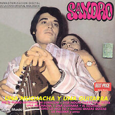 SANDRO - UNA MUCHACHA Y UNA GUITARRA (LIMITED EDITION SLIPCASE) NEW CD