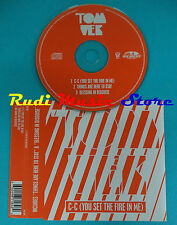 CD Singolo Tom Vek C-C(You Set The Fire In Me) 9871846 UK 2005 no mc lp(S21)