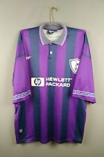 4.5/5 Tottenham Hotspur jersey 3XL 1995 1997 away shirt football Pony ig93
