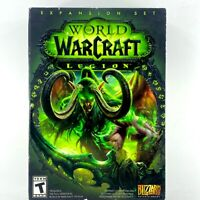 World of Warcraft Legion - Standard Edition -: PC/Mac [Brand New]
