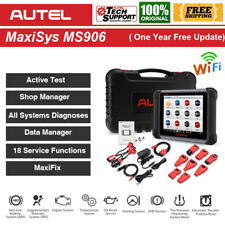 Autel MaxiSys MS906 Automotive Diagnostic Scanner Scan Reset Tool Code Reader