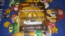 Hot Wheels Lotus Esprit S1 James Bond 007 The Spy Who Loved Me #BDT92 New 1:64