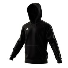 adidas Core 18 Hoody Kapuzensweatshirt - Schwarz,  XL, (CE9068)