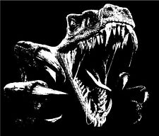 Ford Raptor Vehicle Graphic Velociraptor Pick Up Decal Tailgate Side Rear Truck