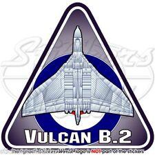 Avro VULCAN B.2 RAF V-Force Bomber Britische Royal AirForce UK Sticker Aufkleber