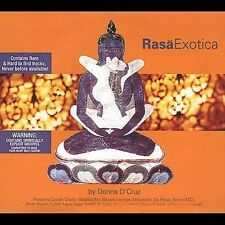 Rasa: Exotica VARIOUS ARTISTS MUSIC CD