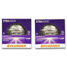 Sylvania XtraVision - High Beam Headlight Bulb - 1958-1975 Oldsmobile 442 oe