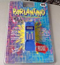 Parlantino il telefonino By Gimmi ridimmi mini console MISB sealed sigillato