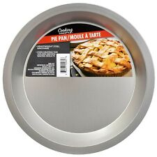 Cooking Concepts Pie Pan Stainless Steel Even Bakeware *NEW*