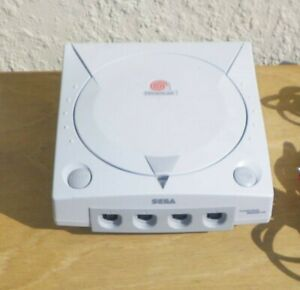 Modded GDEMU Sega Dreamcast Console w 128GB Loaded