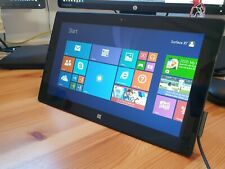 Microsoft Surface RT tablet 32GB 64GB, Windows RT, Wi-Fi, 10.6in - Dark Titanium
