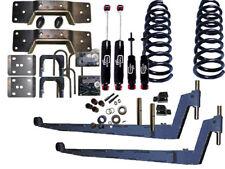 "F100 / F150 65-79 5""/6"" Drop Kit I beams coils flip kit TieRod Relo disc 7/8 xzx"