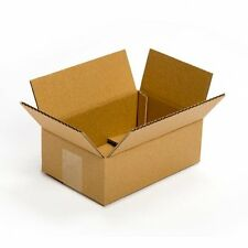 18 x 14 x 6 Flat Corrugated Shipping Boxes - 50/Bundle Cardboard Box