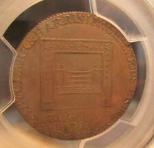 1795 Washington Grate token PCGS AU(58) large buttons