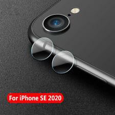 For Apple iPhone SE 2020 9H Tempered Glass Films Back Camera Lens Protector