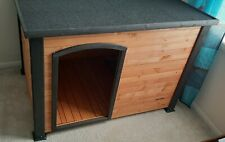 Precision 45.5 x 26.5 x 32.8in. Dog House