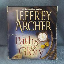 Paths of Glory by Jeffrey Archer (2009, Cd, Unabridged)