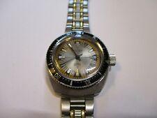 B42: Ladies Vintage Gruen 600 Ft Dive Watch
