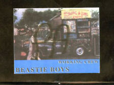 Beastie Boys - satin pass working crew