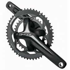 FSA Omega Alloy Double Crankset 34/50 175 mm Black