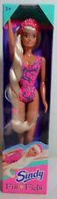 Sindy Hasbro Fiji Fidji European 1995 Doll MISB