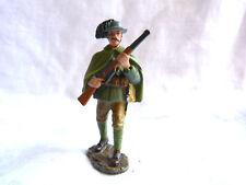 Bersaglier italie 1915 -  Soldat de plomb 1e Guerre Mondiale 1914-1918 Hachette
