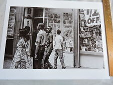 1965 Sex Shop Black Negro 42 St. Times Square NYC New York City 8x10 Photo