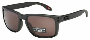 Oakley Holbrook Steel OO9102-B5 Steel Frame / Prizm Daily Polarized Lenses