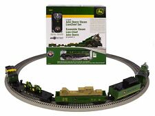 LIONEL 6-83286 JOHN DEERE STEAM LIONCHIEF TRAIN SET NEW - FACTORY SEALED