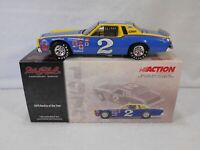 DALE EARNHARDT SR #2 ROOKIE OF THE YEAR 1979 1/24 ACTION 2002 NASCAR DIECAST