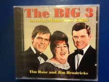BIG. THREE.      MAMA CASS. /. TIM. ROSE /.JIM. HENDRICKS.        SEQUEL. LABEL