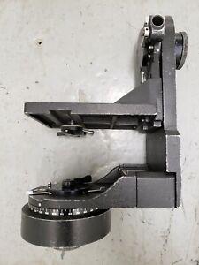 Ronford Baker F7 MKIII Fluid Head - Mitchell Mount - PANAVISION/ARRI - 35MM FILM