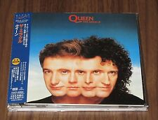 PROMO issue! QUEEN Japan pic CD Freddie Mercury OBI more listed  THE MIRACLE