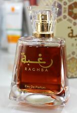 Raghba Perfume 100 ml Lattafa Perfumes + Free Deodorant (Free Shipping)