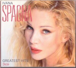 Ivana Spagna Greatest Hits  box 3 cd editoriale Sony/BMG/Mondadori