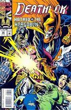 DEATHLOK  { Marvel -  Aug  1993 }  ##26  HOBGOBLIN   ##27  SIEGE   ##28 GODDESS