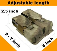 Pouch atacs au molle  tactical Ammunition mag PAINTBALL airsoft bag waterproof