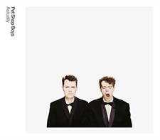 PET SHOP BOYS-ACTUALLY: FURTHER LISTENING 1987-1988  CD NEW