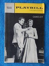 Camelot - Majestic Theatre Playbill - September 4th, 1961 - Richard Burton
