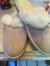 Australian Boot Company Women's Shearling Lined Slippers size Small 5-6 New
