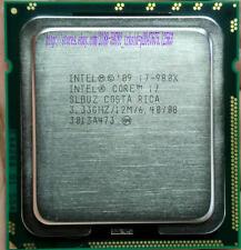 Intel Core i7-980X CPU LGA1366 Extreme Edition SLBUZ 12M 6 Core 3.33GHz Procesador