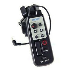 LANC Zoom Controller Remote for Tripods For Canon and Sony JVC Cameras Record