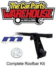Full Roof Rack Bar Kit SUM201 Mountney Direct Fit ~ VAUXHALL ZAFIRA 1998 - 2004