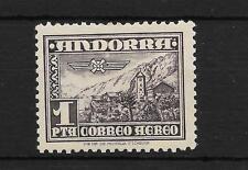 ANDORRA  EDIFIL 59*   LUJO  CAT 22,50  EUROS