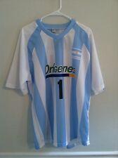 Origenes Argentina 1 Marcos Milinkovic volleyball jersey shirt soccer futbol